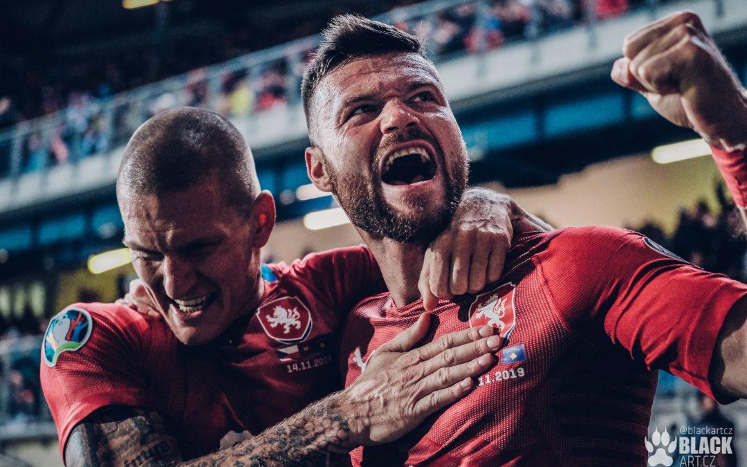 ČESKO x KOSOVO 2:1 / POSTUP NA EURO 2020