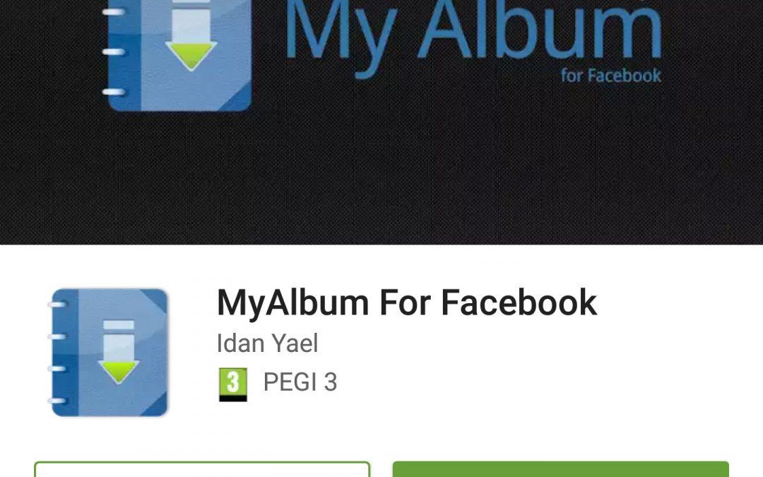 Fotky z telefonu na FB v plné kvalitě – MyAlbum