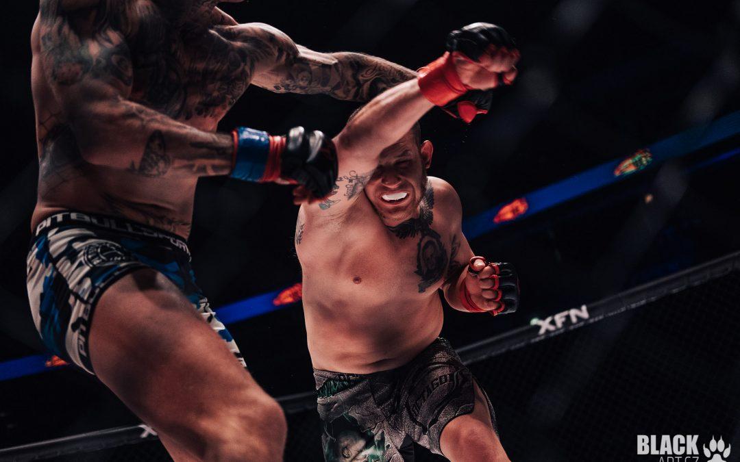 Jak se fotí MMA?