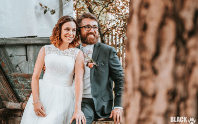 svatba – Pavel a Míša