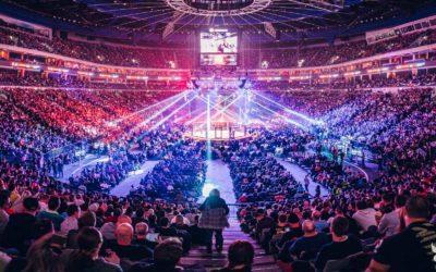 MMA – XFN 15 v O2 Areně
