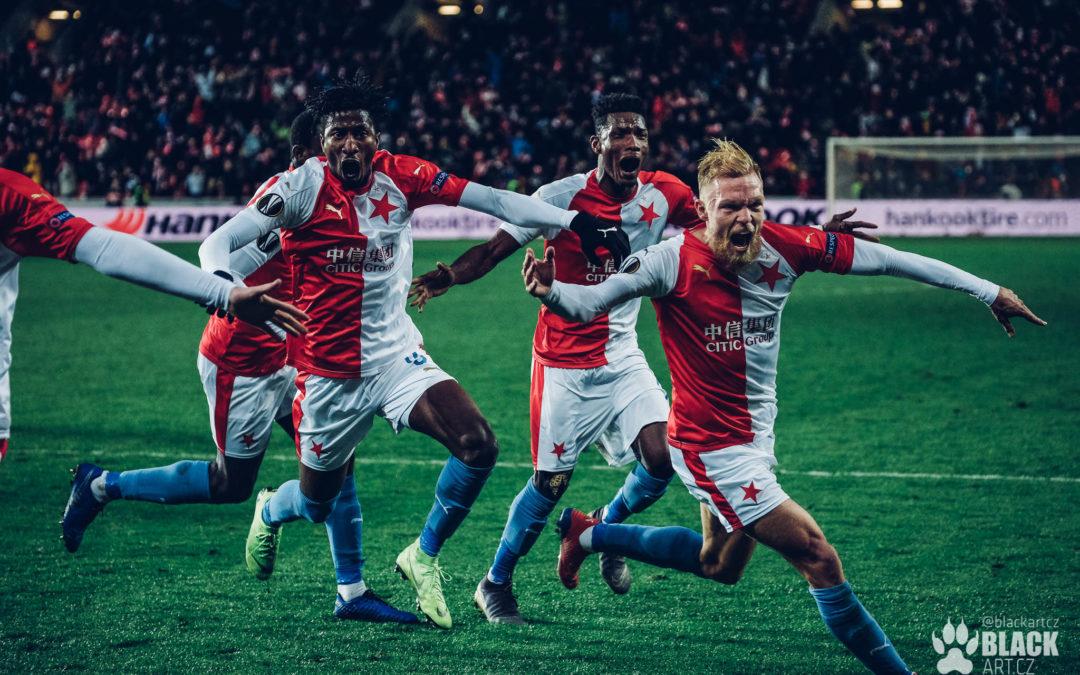 SK Slavia Praha x Sevilla FC 4:3