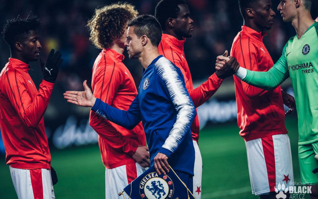 SK Slavia Praha x Chelsea FC – 0:1