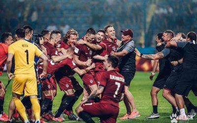 MOL CUP FINÁLE – FC LIBEREC X AC SPARTA PRAHA 1:2