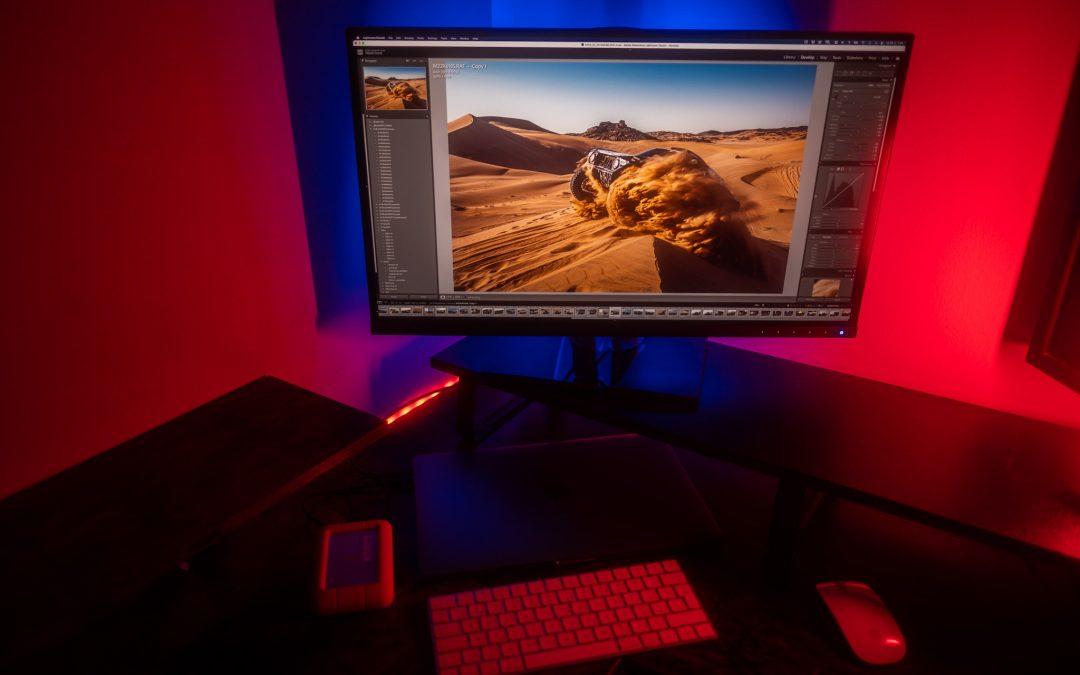 recenze ViewSonic ColorPro VP2785-4K Color Monitor
